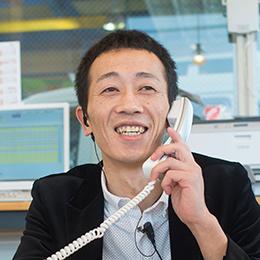 取締役常務 能登陽一郎